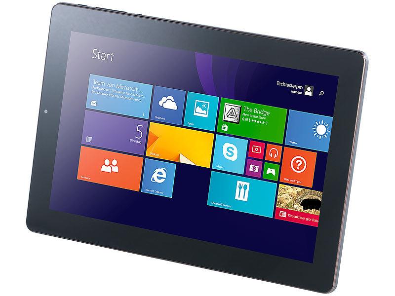 touchlet 10 1 tablet pc mit ips display und. Black Bedroom Furniture Sets. Home Design Ideas