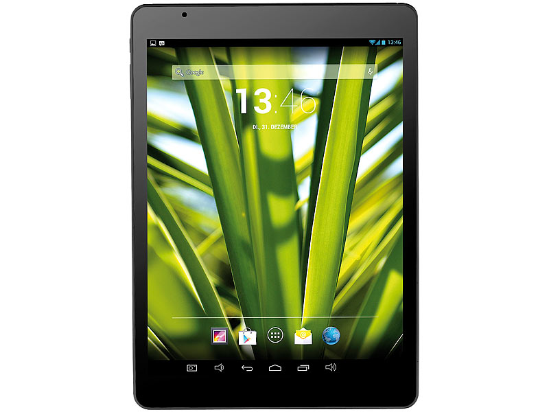 "X10.Octa, 9,7""-Tablet-PC mit Octa-Core, LTE, Android 5.0"