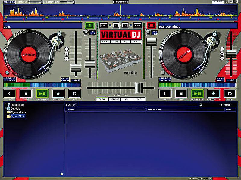 Hercules DJ Control MP3 E2 USB DJ Controller with Software