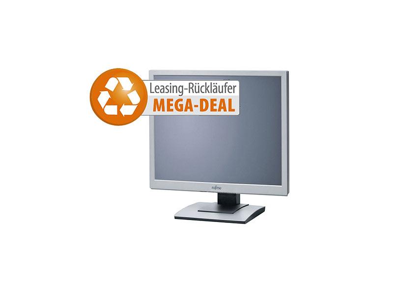 fujitsu scenicview b19 5 19 48 2 cm tft monitor 1280 x 1024. Black Bedroom Furniture Sets. Home Design Ideas