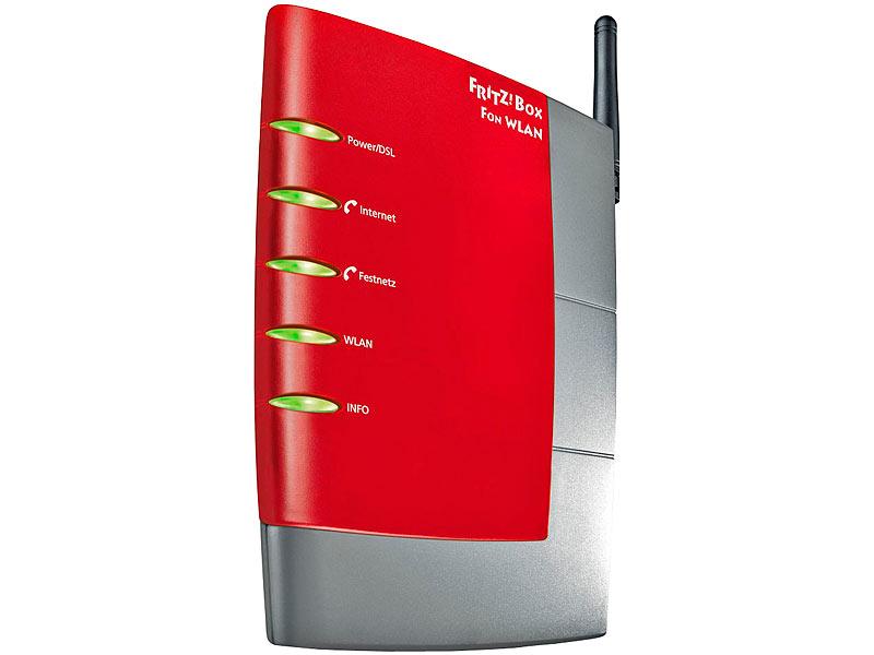 fritz box 7170 dsl wlan router voip telefonanlage. Black Bedroom Furniture Sets. Home Design Ideas