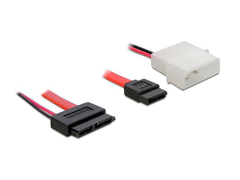 SATA Slimline All-in-One-Kabel