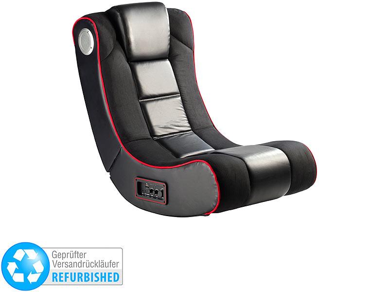 Mod It Musik Sessel Soundsessel Mit 21system Bluetooth Und