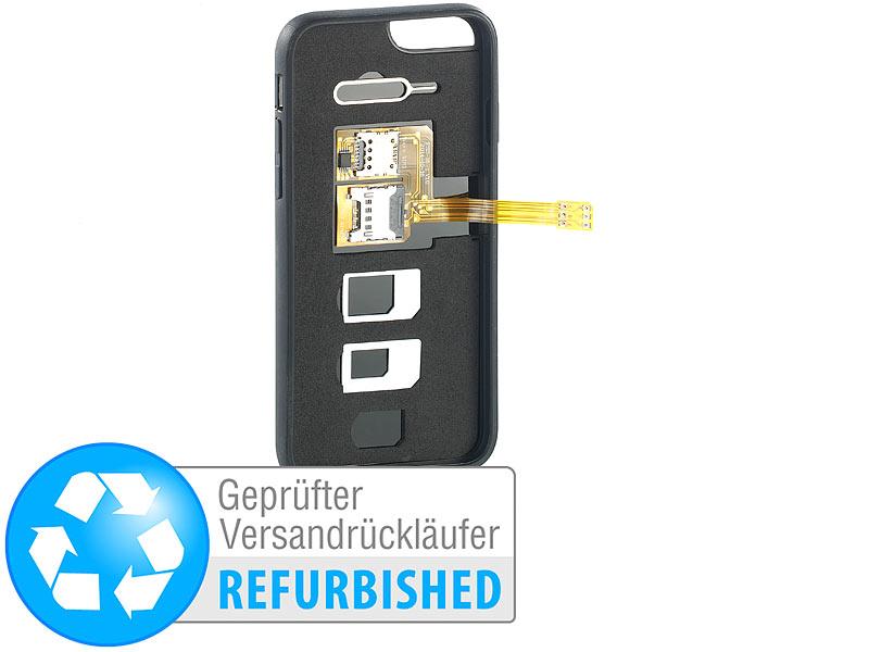 Adapter Für Sim Karte.Callstel Triple Sim Card Adapter Triple Sim Adapter Für Iphone 6