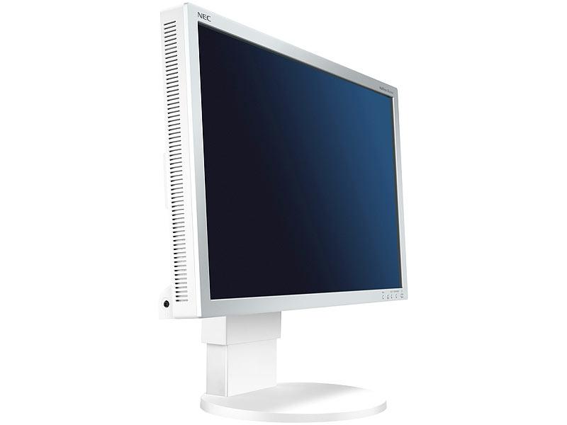 nec multisync ea241wm 24 61 cm 1920x1200 pixel wei silber ref. Black Bedroom Furniture Sets. Home Design Ideas