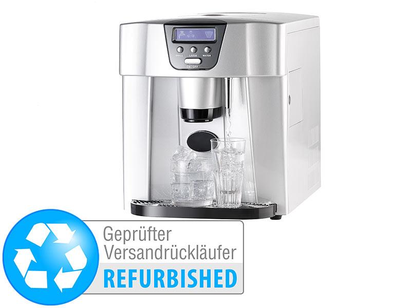 Kleiner Kühlschrank Eiswürfel : Rosenstein söhne eiswürfel maschinen eiswürfelmaschine eis