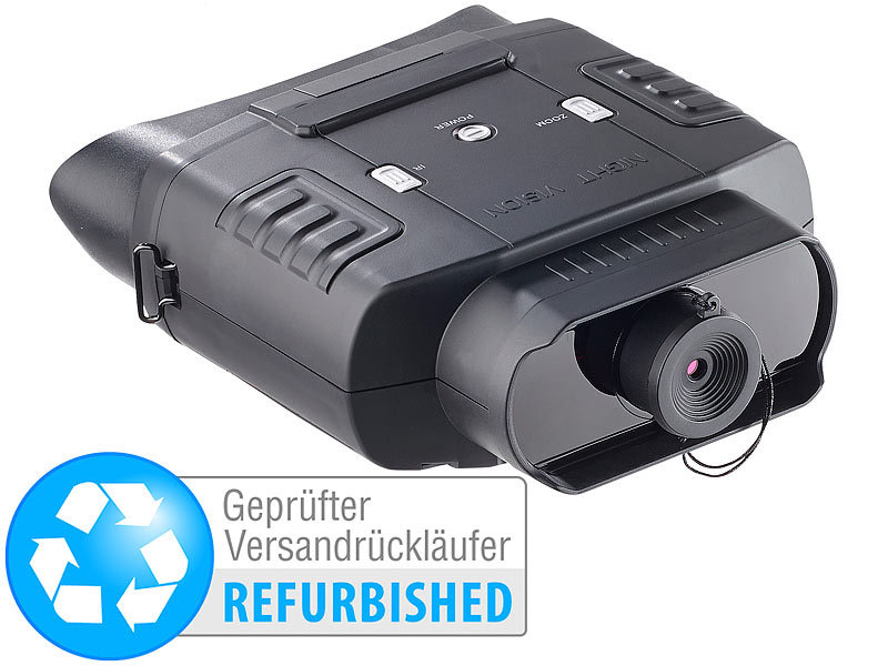 Infrarot Entfernungsmesser : Zavarius infrarot nachtsichtgerät: digitales nachtsichtgerät dn 600