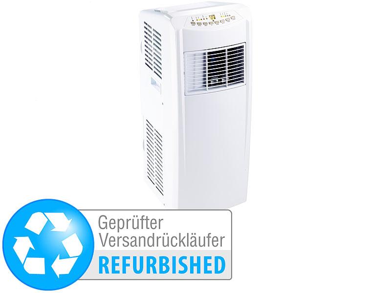 Sichler Klimagerat Monoblock Mobile Monoblock Klimaanlage 11000 Btu