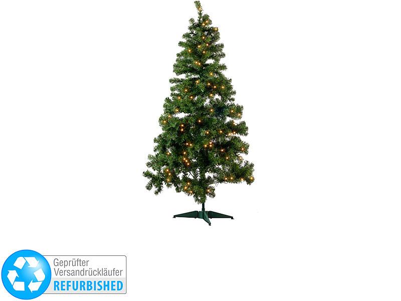 Künstlicher Tannenbaum 180.Infactory Weihnachtsbaum Led Künstlicher Weihnachtsbaum 180 Cm 465