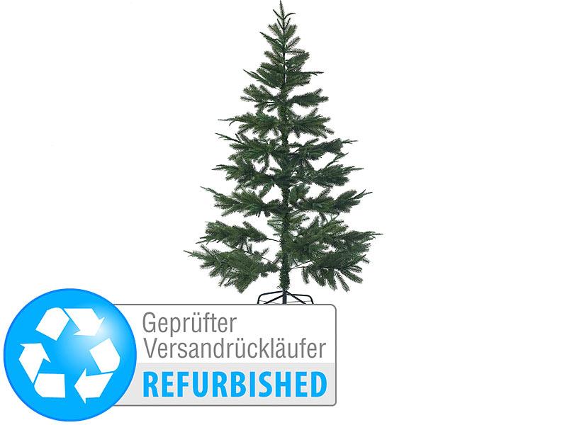 Künstlicher Weihnachtsbaum Mit Beleuchtung Kaufen.Infactory Tanne Künstlicher Weihnachtsbaum 180 Cm