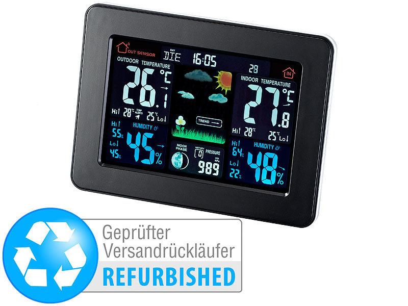 Brillant Barometer Nautika & Maritimes Wetterstation