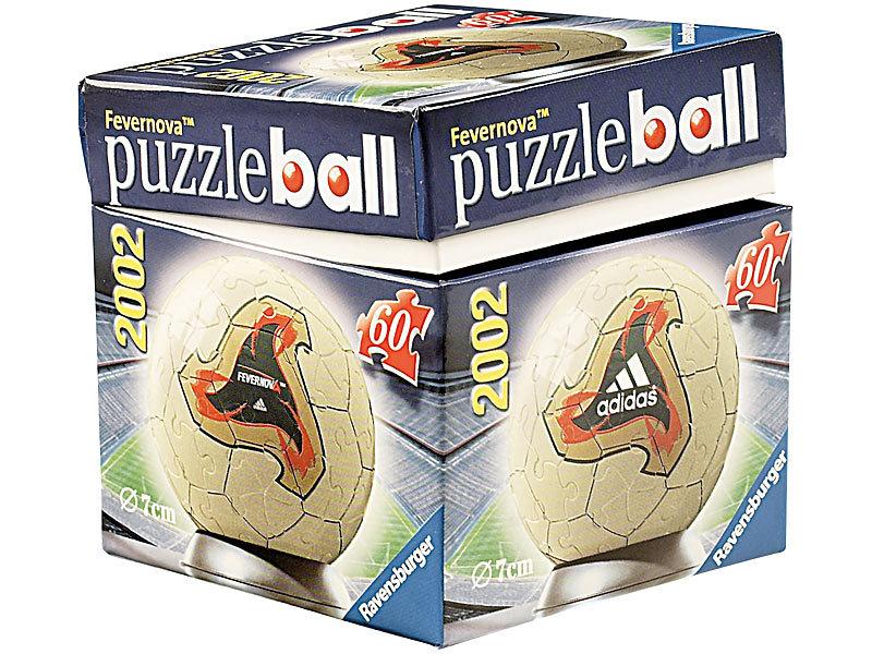 ravensburger puzzleball fu ball wm 2002 fevernova. Black Bedroom Furniture Sets. Home Design Ideas