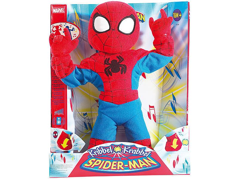 Spiderman Tanzt