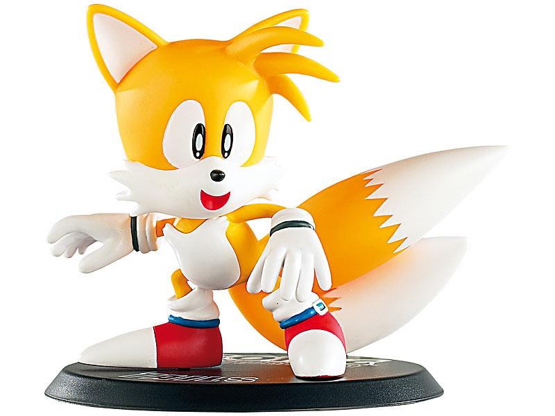 sonic the hedgehog sammlerfiguren  tails
