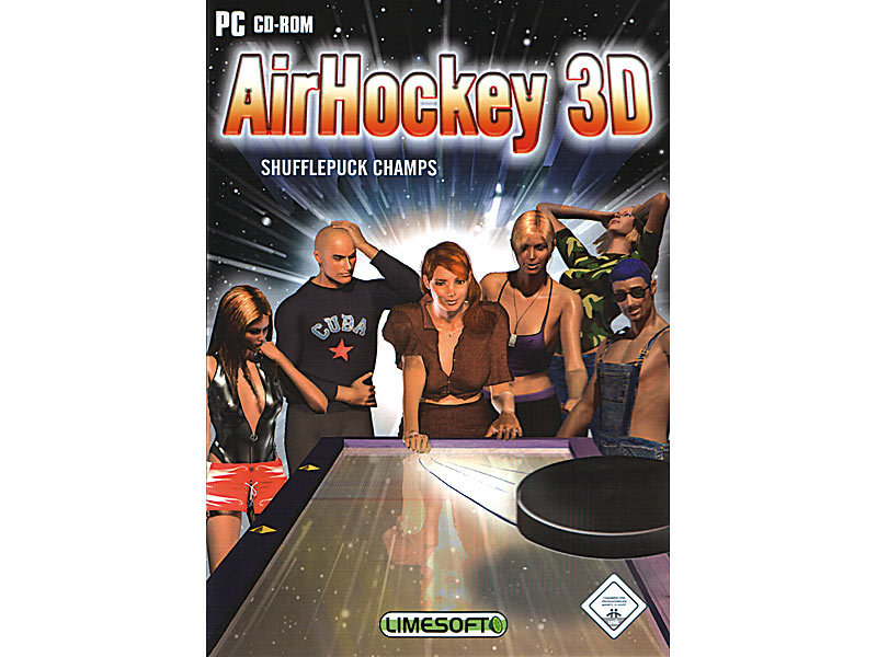 airhockey 3d shufflepuck champs. Black Bedroom Furniture Sets. Home Design Ideas
