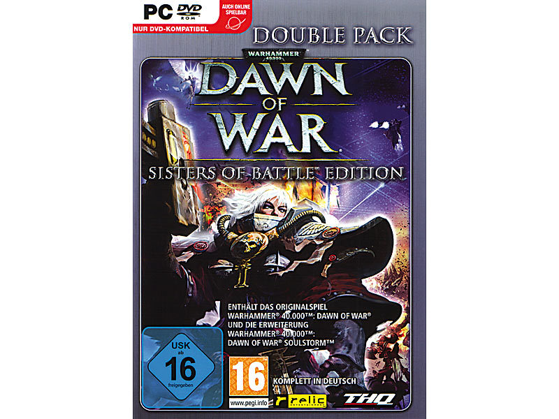 dawn of war soulstorm how to play sisters of battle