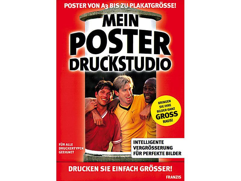 pc druckstudio poster drucker german pc azanli. Black Bedroom Furniture Sets. Home Design Ideas
