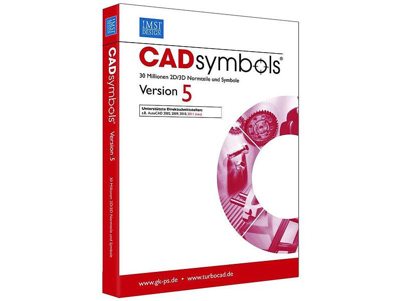 IMSI CAD Symbole V.5