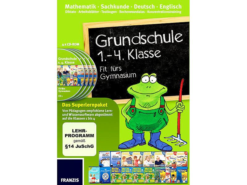 FRANZIS Grundschule 1.-4. Klasse