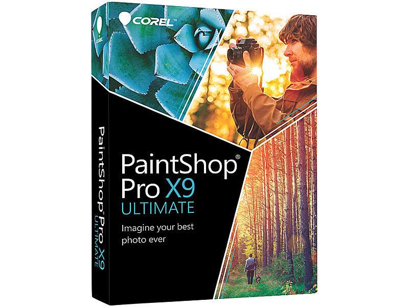 Paint Shop Pro Vs Photoshop Elements