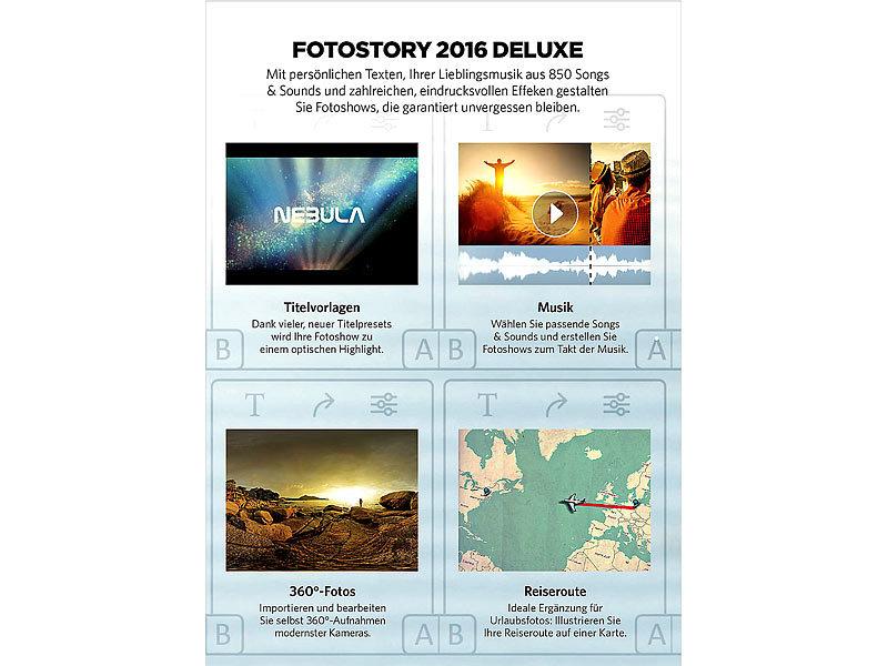 MAGIX Foto-Softwares: Foto Premium 2016 (Foto-Bearbeitung für PC)