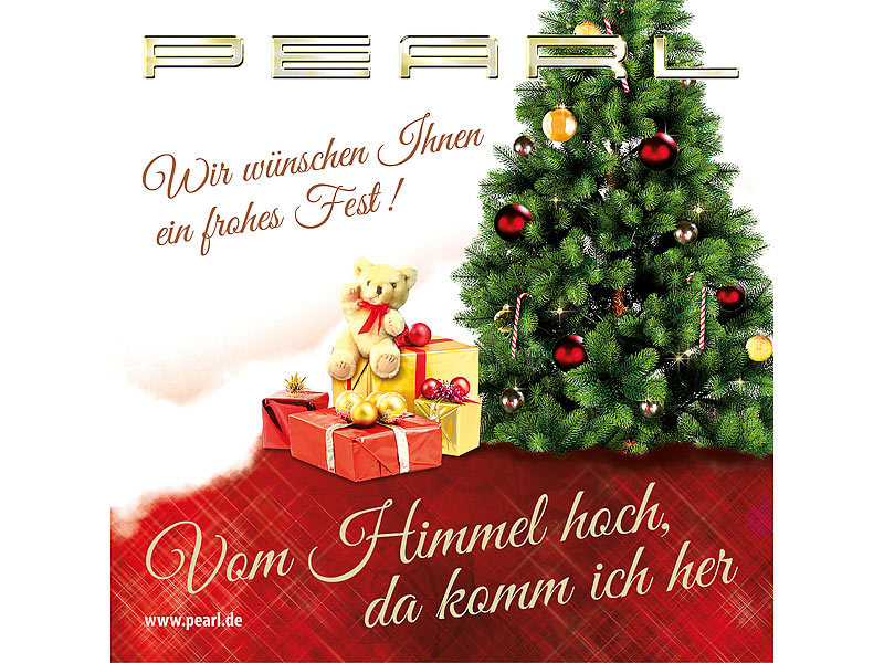 pearl weihnachts cd. Black Bedroom Furniture Sets. Home Design Ideas