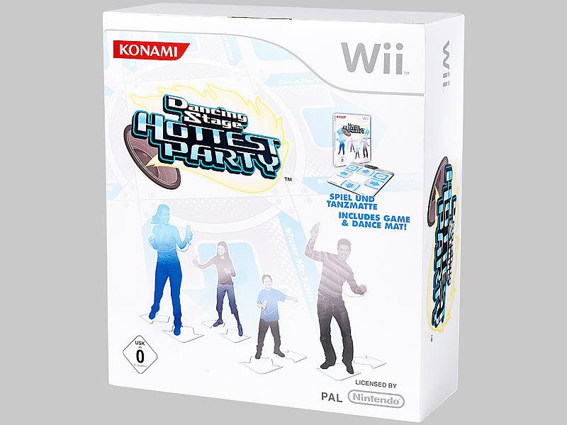 Nintendo wii slots
