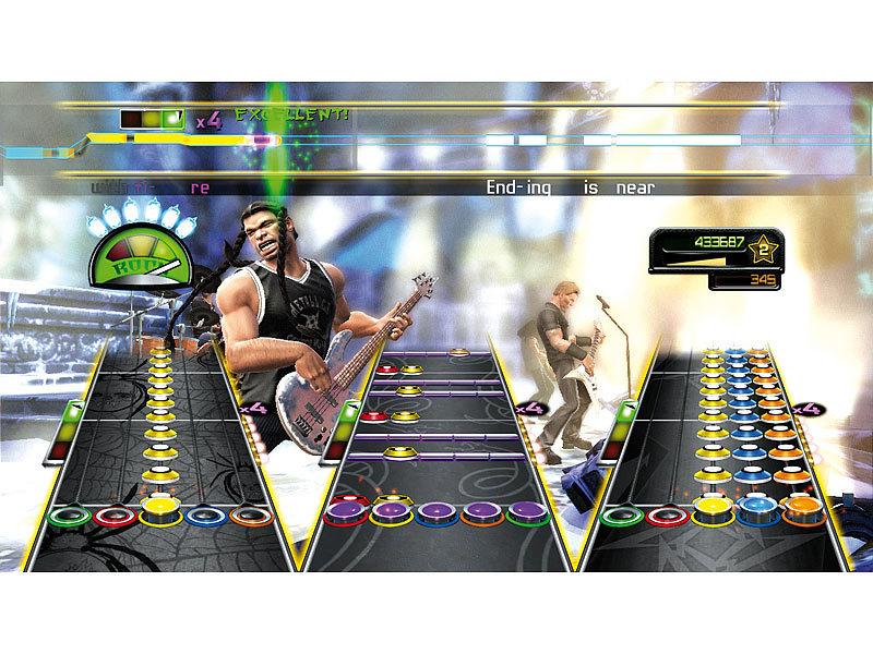 Guitar Hero On Tour Bonus Songs