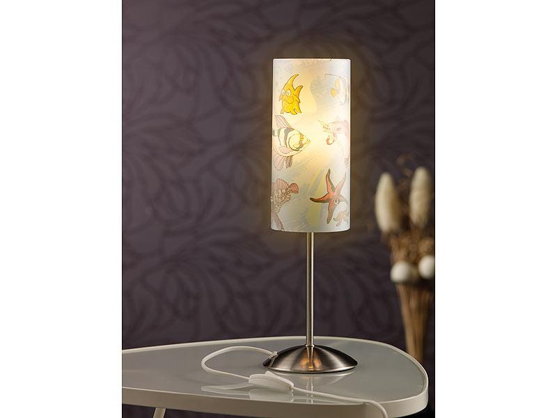 your design individuelle tischlampe bedruckbar mit ihrem lieblingsfoto. Black Bedroom Furniture Sets. Home Design Ideas