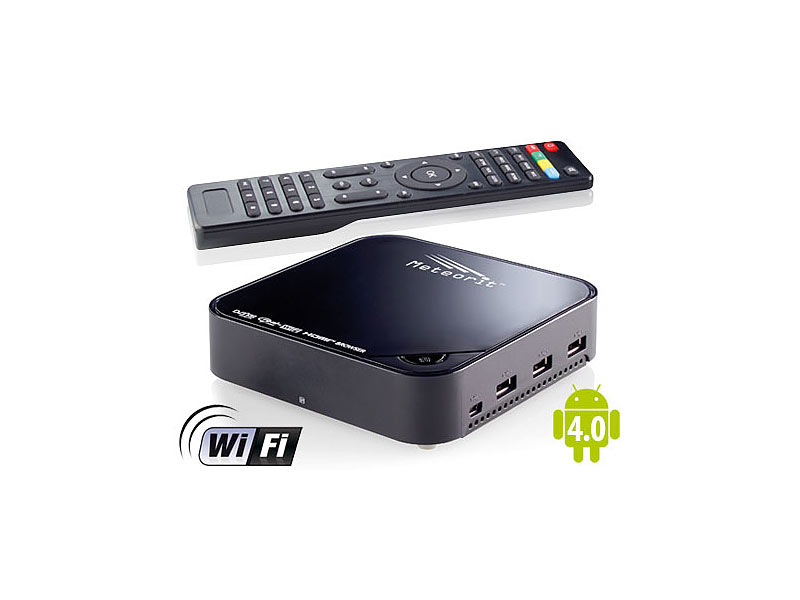 meteorit android internet tv box mit dvb s2 receiver mmb 525 sat refurbished. Black Bedroom Furniture Sets. Home Design Ideas