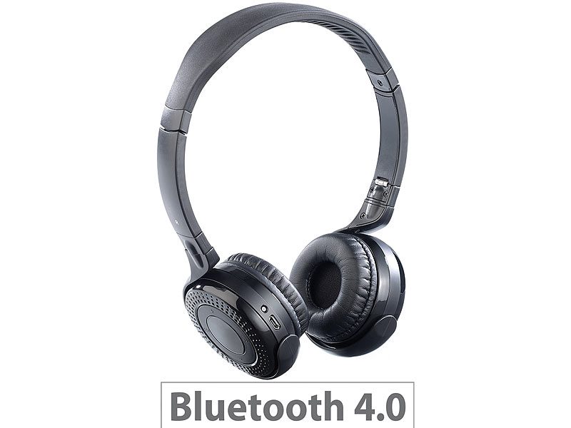 Stereo-Headset XHS-850.apt-X mit Bluetooth 4.0, EDR, NFC