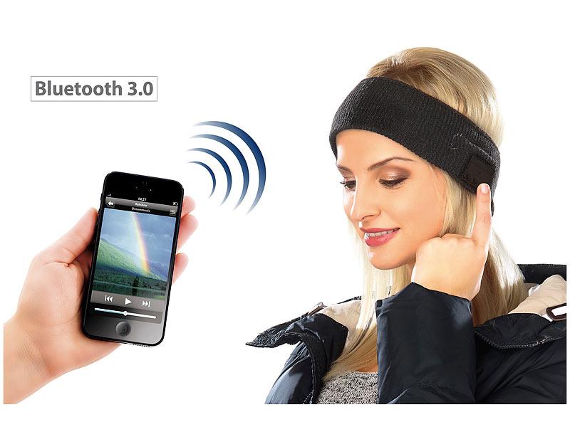 callstel stirnband kopfh rer sport stirnband inkl. Black Bedroom Furniture Sets. Home Design Ideas