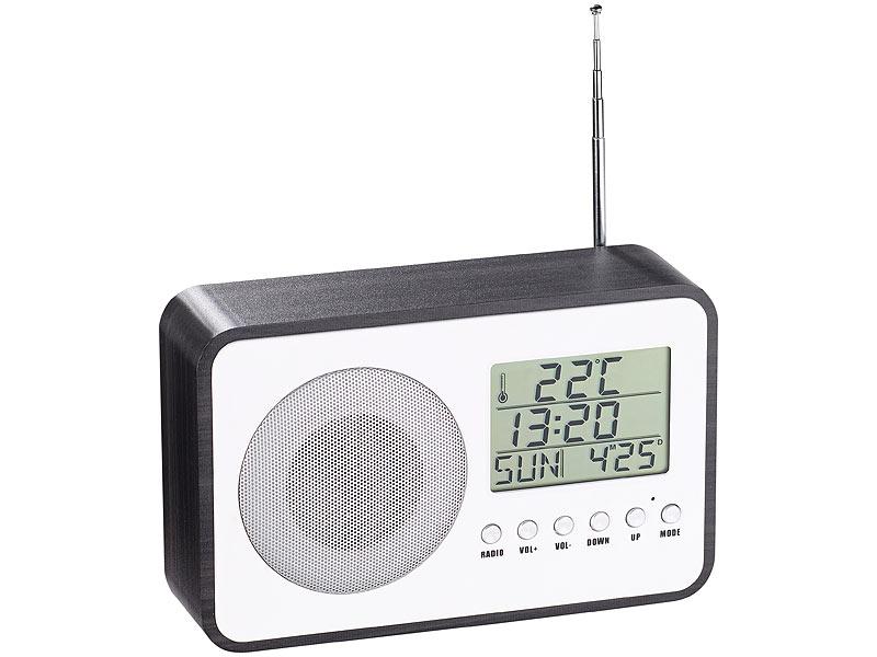 radiowecker digital batterie preisvergleich die besten. Black Bedroom Furniture Sets. Home Design Ideas