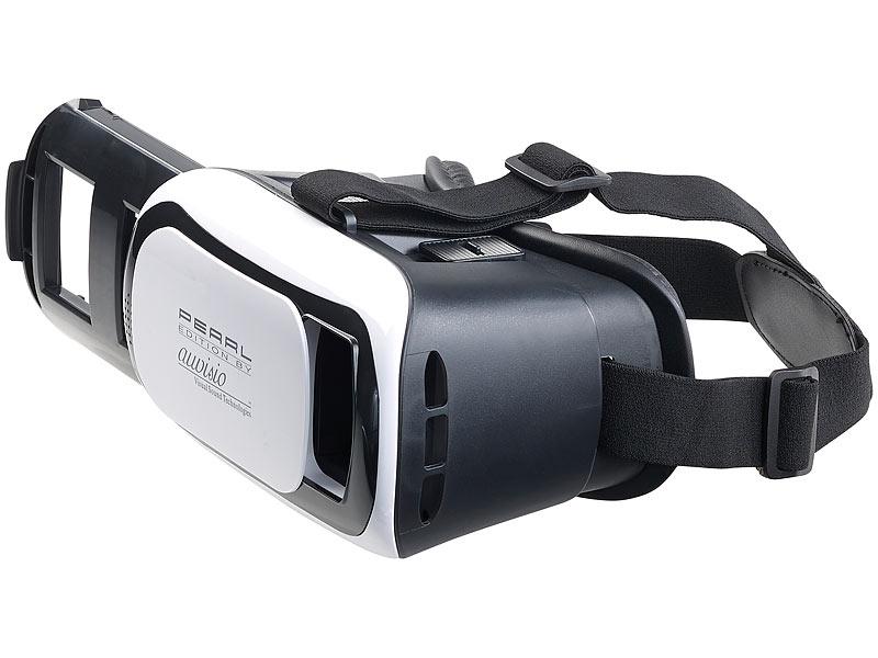 auvisio virtual reality brille vrb58 3d und mini game. Black Bedroom Furniture Sets. Home Design Ideas