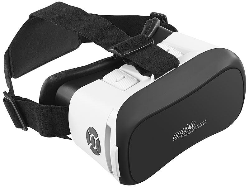 auvisio vr berbrillen virtual reality brille mit. Black Bedroom Furniture Sets. Home Design Ideas