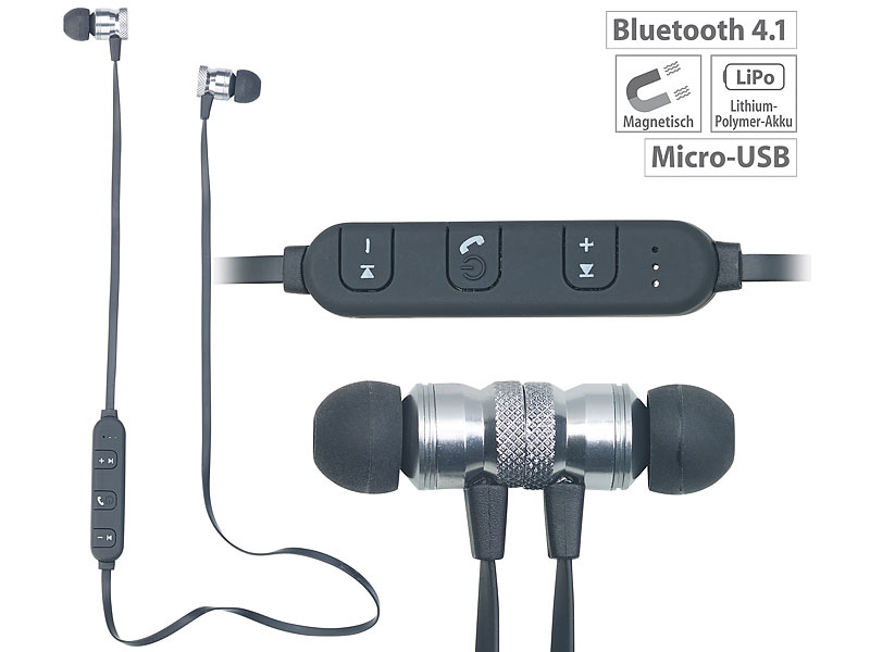 auvisio ohrh rer in ear stereo headset sh 30 mit. Black Bedroom Furniture Sets. Home Design Ideas