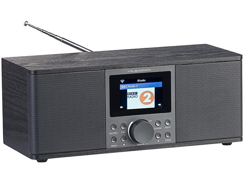 vr radio dab internet radio stereo internetradio mit dab. Black Bedroom Furniture Sets. Home Design Ideas