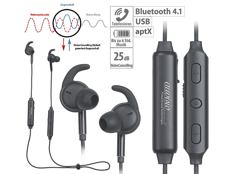 Image Result For Auvisio Earphone Anc Stereo