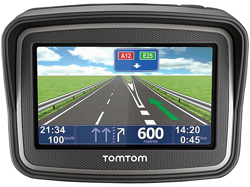 tomtom rider premium pack v4 motorrad navi europa 10 9. Black Bedroom Furniture Sets. Home Design Ideas