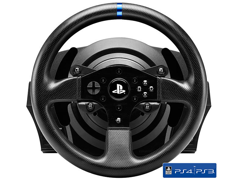 thrustmaster t300 rs high end lenkrad f r pc playstation. Black Bedroom Furniture Sets. Home Design Ideas