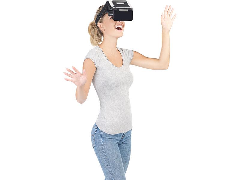 auvisio fpv brille augmented reality und video brille. Black Bedroom Furniture Sets. Home Design Ideas