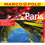 Marco Polo Reisepackage Paris (2 Audio-CDs + City-Plan) Hörbücher (CDs)