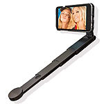 Snapstyk 2in1 Bluetooth Selfie Stick & iPhone Hülle Selfie-Sticks mit Fernauslösern per Bluetooth