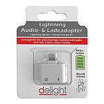 Lightning Splitter Audio- & Ladeadapter ab iPhone 7 Multi-Ladestationen