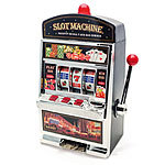 Out of the blue Slot-Machine Einarmiger Bandit Spielautomat mit Spardose Out of the blue Spardosen