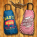 Out of the blue Coole Vintage Grillschürzen Out of the blue Grillschürzen