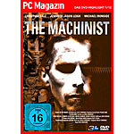 The Machinist Thriller (Blu-ray/DVD)
