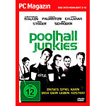 Poolhall Junkies - packender Billard-Thriller auf DVD Thriller (Blu-ray/DVD)