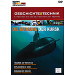 Discovery Channel Geschichte & Technik Vol.20:Die Bergung der Kursk Discovery Channel Dokumentationen (Blu-ray/DVD)
