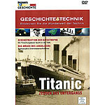 "Discovery Channel Geschichte & Technik 24 ""Titanic"" Discovery Channel Dokumentationen (Blu-ray/DVD)"